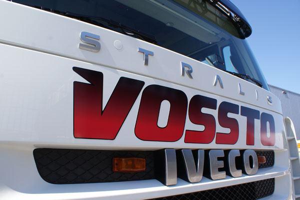vrachtwagen bestickering