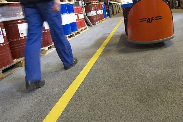 Veiligheid en logistiek